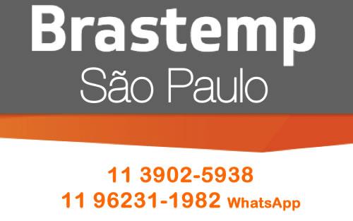 Assistência técnica especializada Brastemp